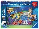 Het verloren dorp Puzzels;Puzzels voor kinderen - Ravensburger