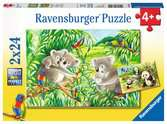 Sweet Koalas and Pandas Jigsaw Puzzles;Children s Puzzles - Ravensburger