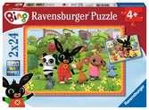 Bing und seine Freunde Puslespil;Puslespil for børn - Ravensburger