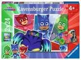 Abenteuer in der Nacht Puzzle;Kinderpuzzle - Ravensburger