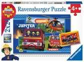 In actie! Puzzels;Puzzels voor kinderen - Ravensburger