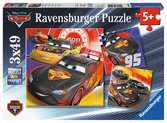 Cars - Abenteuer auf der Straße Puzzle;Kinderpuzzle - Ravensburger