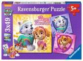 Bezaubernde Hundemädchen Puzzle;Kinderpuzzle - Ravensburger