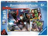 Marvel Avengers Puzzels;Puzzels voor kinderen - Ravensburger
