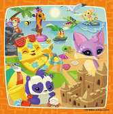Animal Jam 3 x 49pc Puzzles;Children s Puzzles - Ravensburger