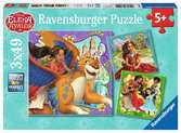 Elena of Avalor 3 x 49pc Puzzles;Children s Puzzles - Ravensburger