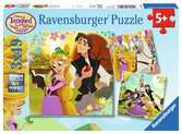 Hair and Now! Puslespil;Puslespil for børn - Ravensburger