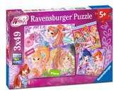 Winx Puzzle;Puzzle per Bambini - Ravensburger