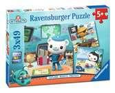 Los Octonautas Puzzles;Puzzle Infantiles - Ravensburger