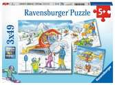 Let's Go Skiing! Jigsaw Puzzles;Children s Puzzles - Ravensburger