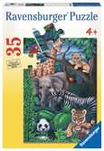 Animal Kingdom Jigsaw Puzzles;Children s Puzzles - Ravensburger
