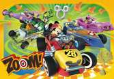 Mickey and the Roadster Racers 35pc Puzzles;Children s Puzzles - Ravensburger