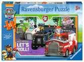 Tlapková Patrola 2D Puzzle;Dětské puzzle - Ravensburger