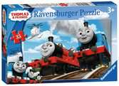 Thomas & Friends 35pc Puzzles;Children s Puzzles - Ravensburger