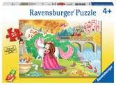 Una tarde mágica Puzzles;Puzzle Infantiles - Ravensburger