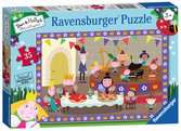 Ben & Holly 35pc Puzzles;Children s Puzzles - Ravensburger