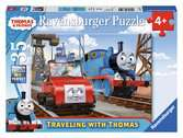 Thomas & Friends: Traveling with Thomas Jigsaw Puzzles;Children s Puzzles - Ravensburger
