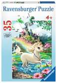 Unicorn Castle Jigsaw Puzzles;Children s Puzzles - Ravensburger