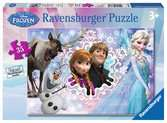 Disney Frozen 35pc Puzzles;Children s Puzzles - Ravensburger