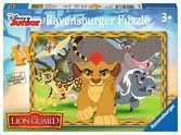 Disney The Lion Guard, 35pc Puzzles;Children s Puzzles - Ravensburger