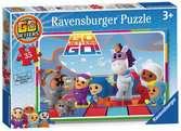 Go Jetters 35pc Puzzles;Children s Puzzles - Ravensburger