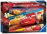Disney Pixar Cars 3, 35pc Puzzles;Children s Puzzles - Ravensburger