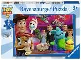 Ravensburger Disney Pixar Toy Story 4, 35pc Jigsaw Puzzle Puzzles;Children s Puzzles - Ravensburger