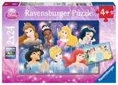 Beautiful Princesses Puslespil;Puslespil for børn - Ravensburger