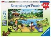 Freizeitspaß im Park Puzzle;Kinderpuzzle - Ravensburger