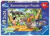 Les amis de Mowgli / Le livre de la jungle II Puzzle;Puzzle enfant - Ravensburger