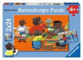 Petit Ours Brun fait les courses Puzzle;Puzzle enfant - Ravensburger