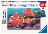 Disney Pixar Collection: Nemo's Adventure Jigsaw Puzzles;Children s Puzzles - Ravensburger