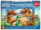 Amitié extraordinaire / Le voyage d Arlo Puzzles;Puzzles pour enfants - Ravensburger