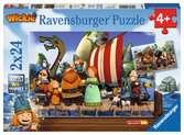 Vicky e i suoi amici Puzzle;Puzzle per Bambini - Ravensburger