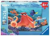 Finding Dory 2x24pc Puzzles;Children s Puzzles - Ravensburger