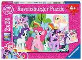 My Little Pony 2x24pc Puzzles;Children s Puzzles - Ravensburger