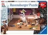 Onaantastbaar Puzzels;Puzzels voor kinderen - Ravensburger