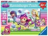 Little Charmers - Leren toveren Puzzels;Puzzels voor kinderen - Ravensburger