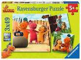 Der kleine Drache Kokosnuss Puzzle;Kinderpuzzle - Ravensburger