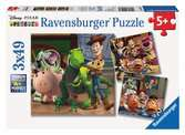 Disney Pixar Collection: Woody & Rex Jigsaw Puzzles;Children s Puzzles - Ravensburger