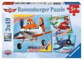 Disney Planes: Dusty and Friends Jigsaw Puzzles;Children s Puzzles - Ravensburger