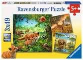 Les animaux du monde Puzzle;Puzzle enfant - Ravensburger