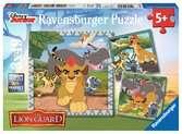 Lion Guard Puzzle;Kinderpuzzle - Ravensburger
