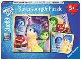 Inside Out: Emotional Adventure Jigsaw Puzzles;Children s Puzzles - Ravensburger
