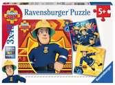 En caso de riesgo llama Sam Puzzles;Puzzle Infantiles - Ravensburger
