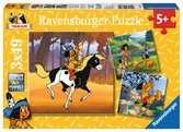 Yakari unterwegs Puzzle;Kinderpuzzle - Ravensburger