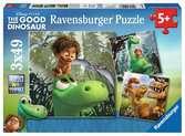 Arlo, de goede dinosaurus Puzzels;Puzzels voor kinderen - Ravensburger