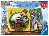 Vicky el pequeño vikingo Puzzles;Puzzle Infantiles - Ravensburger