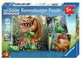 The Dino Gang Jigsaw Puzzles;Children s Puzzles - Ravensburger