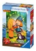 Maja und Wickie         54p Puzzle;Kinderpuzzle - Ravensburger